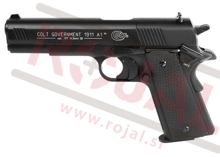 Airguns > Pistols > COLT Government 1911 A1 4 5 Spletna