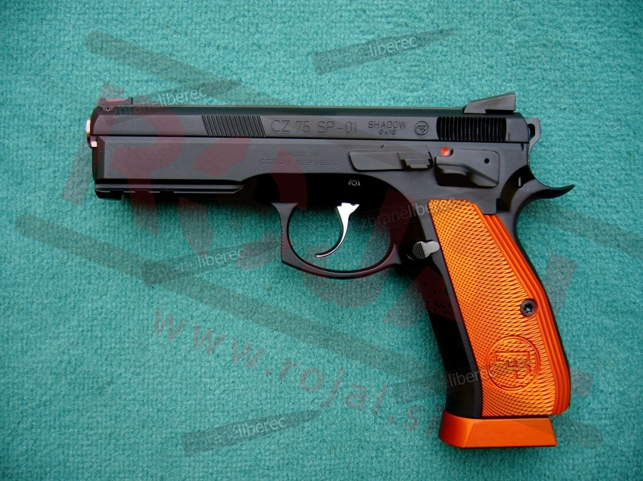 Firearms > Pistols > CZ 75 SP-01 Shadow Orange Spletna orožarna Rojal