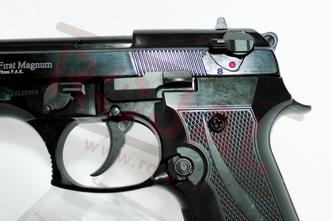 Ekol Firat Magnum 9mm Blank Pistol