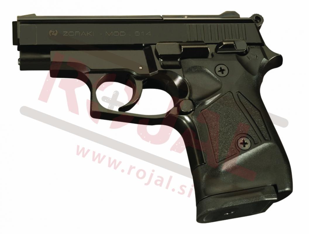 blank pistols u003e blank pistols u003e 914 9mm matt black spletna oro arna rh rojal si