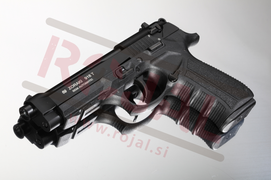 918 9mm Matt Black Beretta