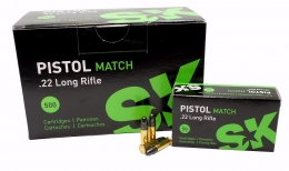 .22lr Pistol Match