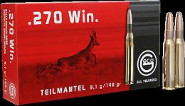 .270 Win Teilmantel