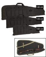 Etui za puško BLACK 100CM RIFLE CASE WITH STRAP