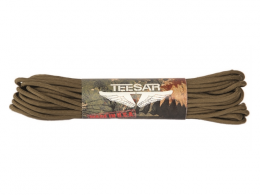 Vrvica PARACORD 550 - 50 ft COYOTE