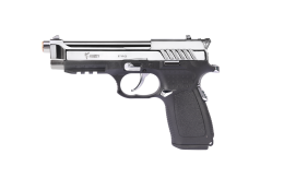 F-92  9mm Chrome