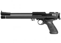 Marauder Pistol Silhouette