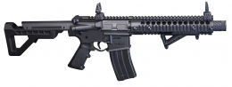 DPMS SBR cal. 4,5mm, Black