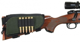 Buttstock pouch