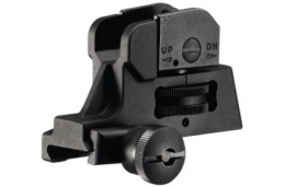 Rear AR15 sight