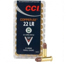 22 LR CHP Copper