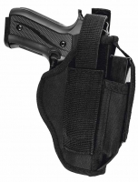 Waist Holster with ammo pouch