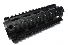 AR Quad Rail Short