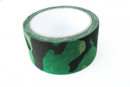 Camo Cloth Tape Woodland