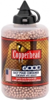 Copperhead Steel BBs 4,5 6000
