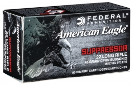American Eagle SUPRESSOR 42GR CPHP SUBSONIC