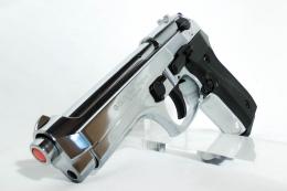 Firat Magnum 9mm Shiny