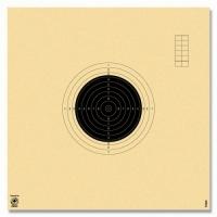 Tarča za malokalibrsko puško (50m)