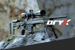 ORYX chassis stock by MDT for Howa 1500 Short action