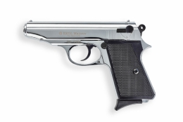 Majarov 9mm Chrome