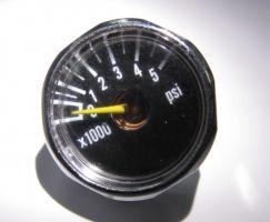 Pressure Gauge 5000 PSI (320 BAR)