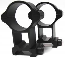 Scope Mounts 30mm Extra High