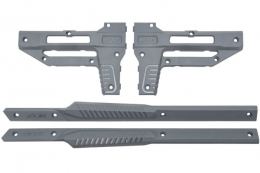 Replacement side panels for Oryx Chassis Gray