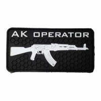 Patch - AK Black & White