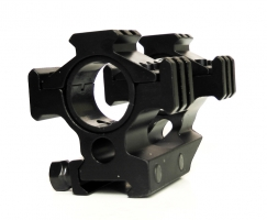 One Piece Triple Rail Mount (Short)