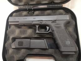 Polavtomatska pištola Glock 17 L 9x19