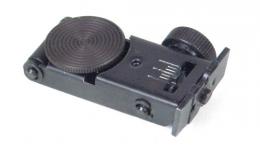 Rear Sight Optic Fibers 2