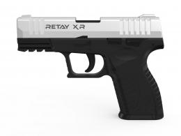 XR 9mm Chrome