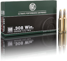 .308 Win. Evolution Power Bonded