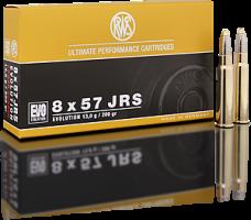 8x57 JRS Evolution 13,0g