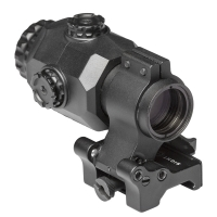 Sightmark XT-3 Tactical magnifier with LQD flip to side
