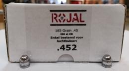 Slugs .455  185 gr Maxiball