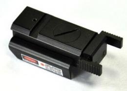 Red Pistol Laser