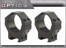 34mm TacticalLow Weaver Mounts