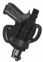 Waist Holster - Tactical- Black