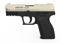 XR 9mm Satin