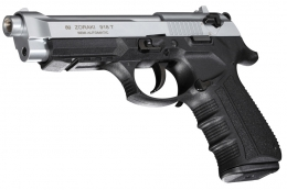 918 9mm Matte Chrome beretta